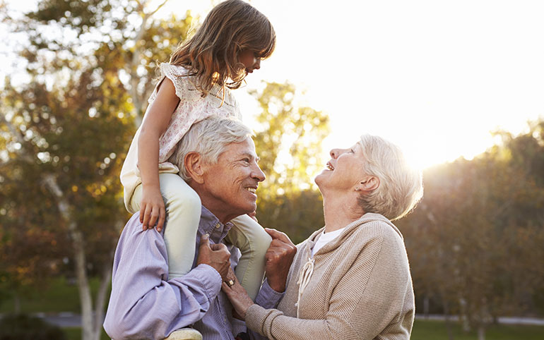 Grandparent Rights in Wisconsin